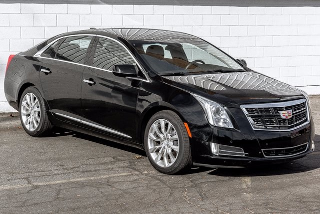 pre owned 2017 cadillac xts luxury 4d sedan in salt lake city 1mu1805 mercedes benz of salt. Black Bedroom Furniture Sets. Home Design Ideas