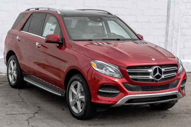 New 2016 mercedes benz gle gle300d suv in salt lake city for 2016 mercedes benz gle300d 4matic