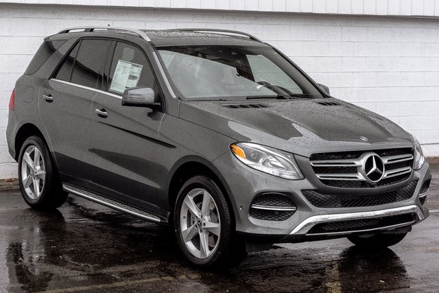 New 2018 mercedes benz gle gle 350 suv in salt lake city for 2018 mercedes benz gle