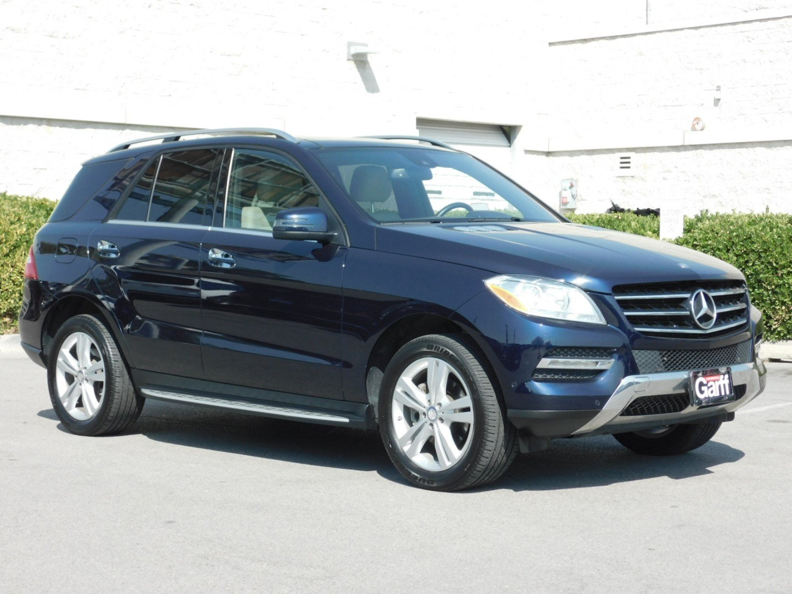 Pre Owned 2013 Mercedes Benz M Class ML 350