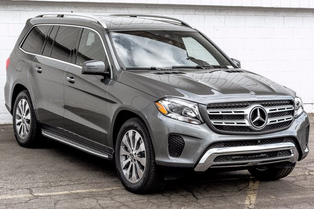 New 2017 mercedes benz gls gls 450 suv in salt lake city for 2017 mercedes benz gls 450