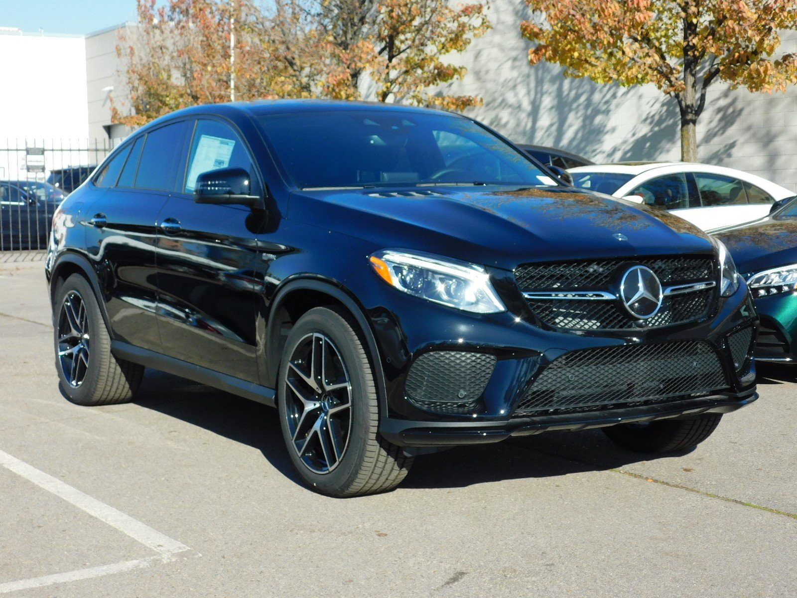 New 2019 Mercedes Benz GLE AMG GLE 43 COUPE in Salt Lake City