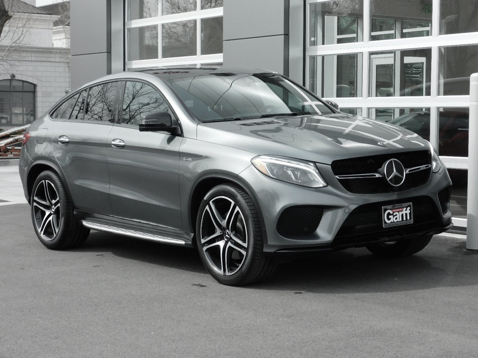 Certified Pre-Owned 2018 Mercedes-Benz GLE AMG® GLE 43