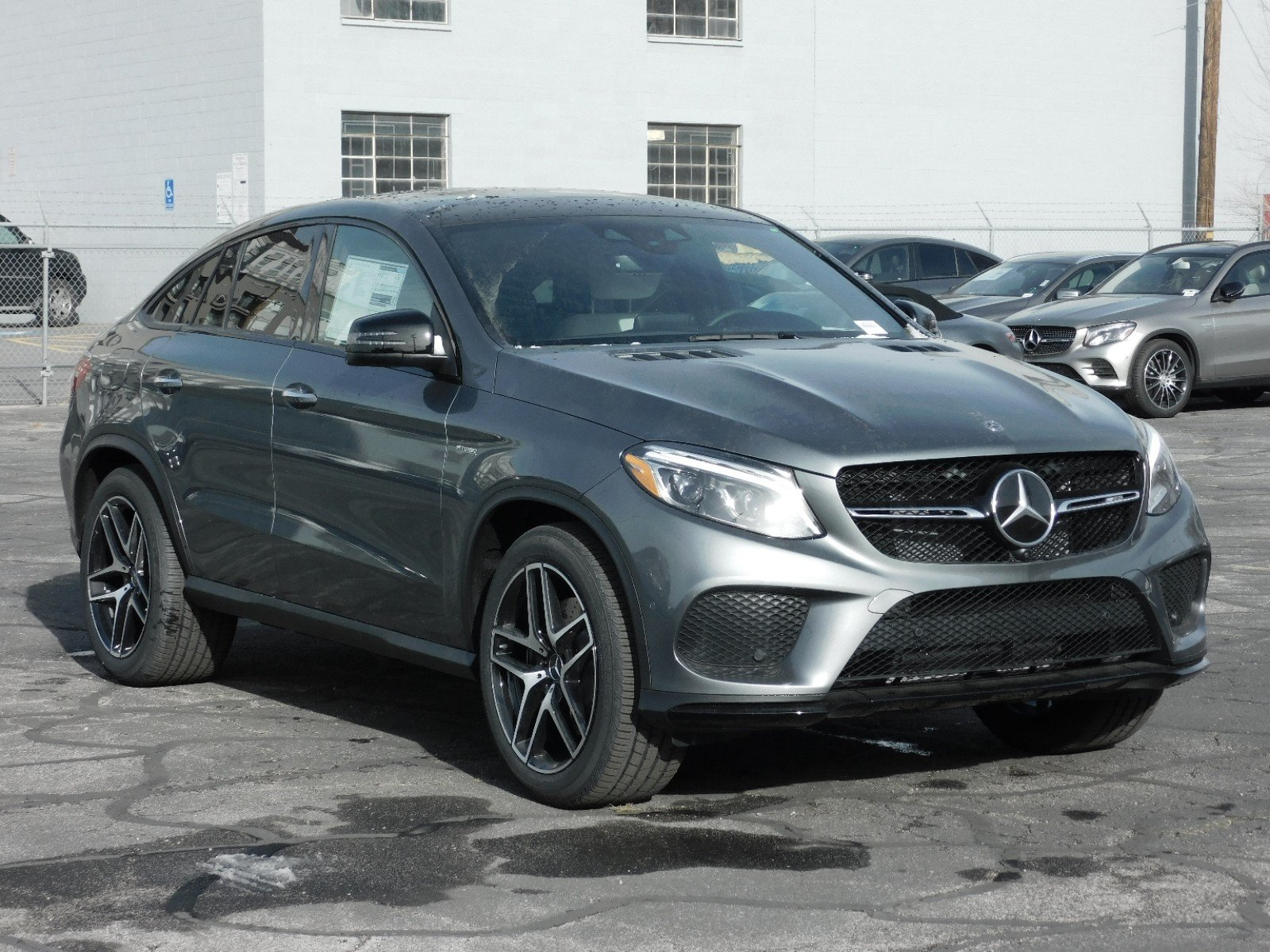 New 2019 Mercedes Benz GLE AMG GLE 43