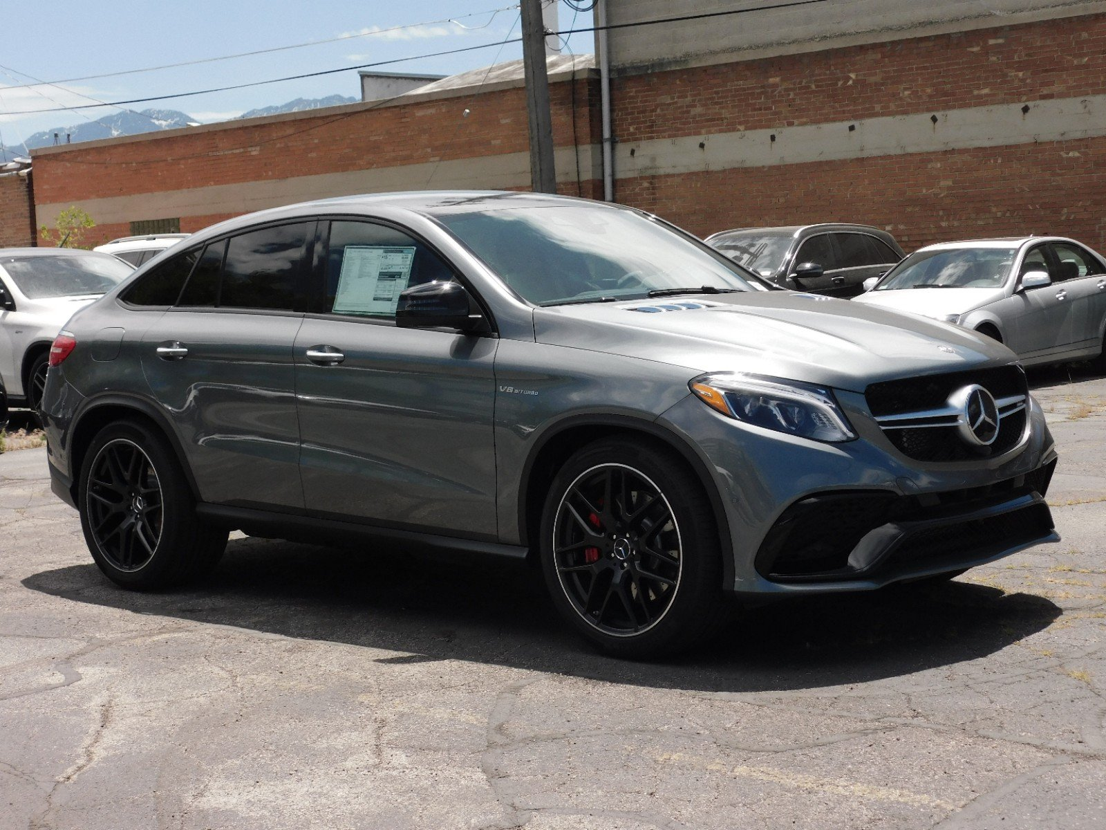 New 2019 Mercedes Benz Amg Gle 63 S Awd 4matic
