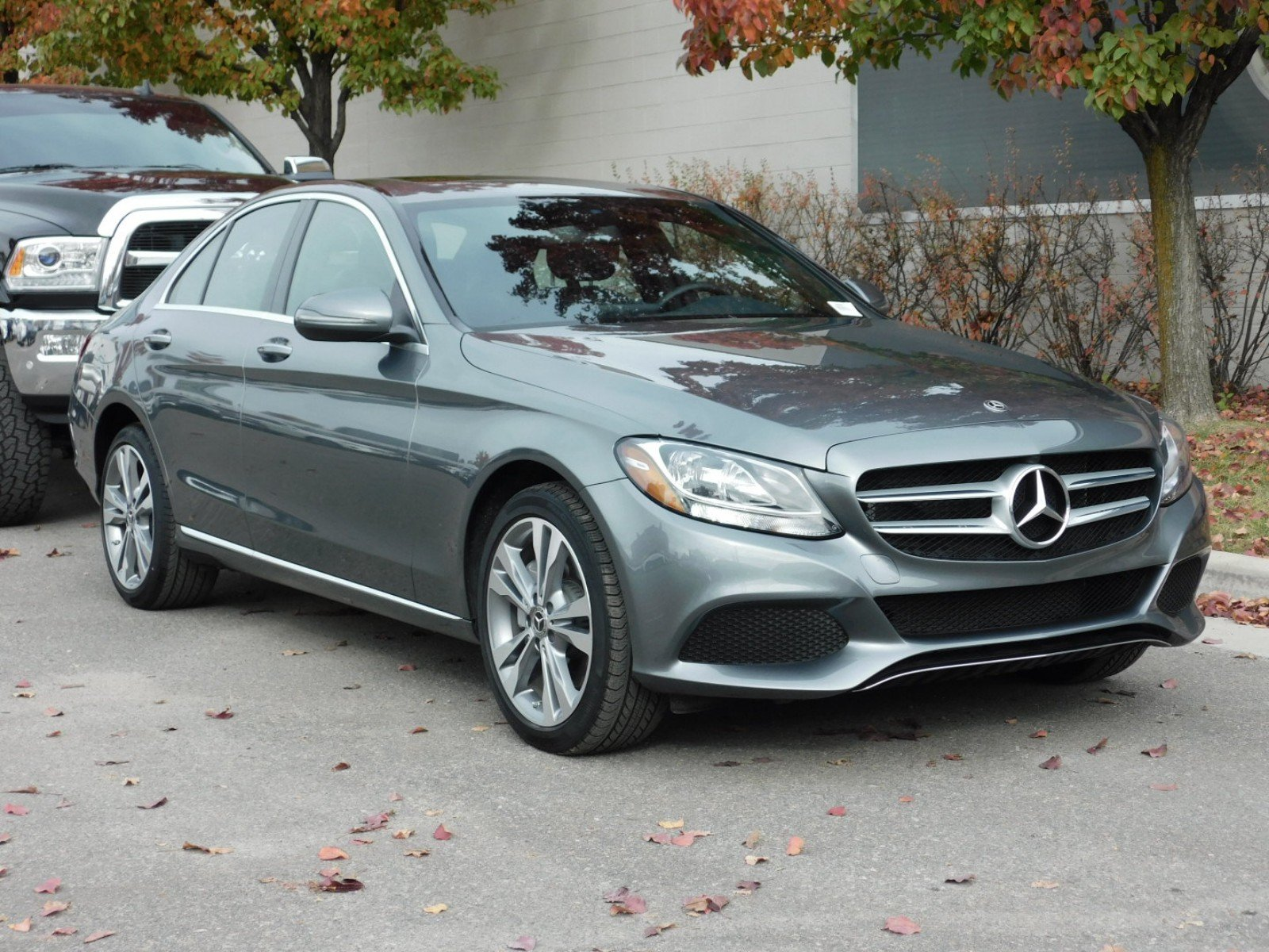 Pre Owned 2018 Mercedes Benz C Class C 300 SEDAN in Salt Lake City