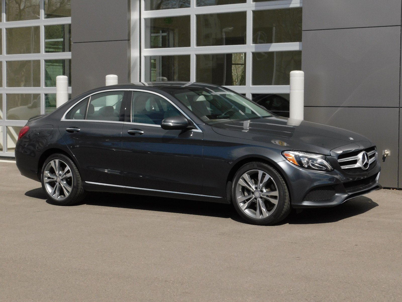 Pre-Owned 2016 Mercedes-Benz C-Class 4DR SDN C 300 SPORT 4MATIC®