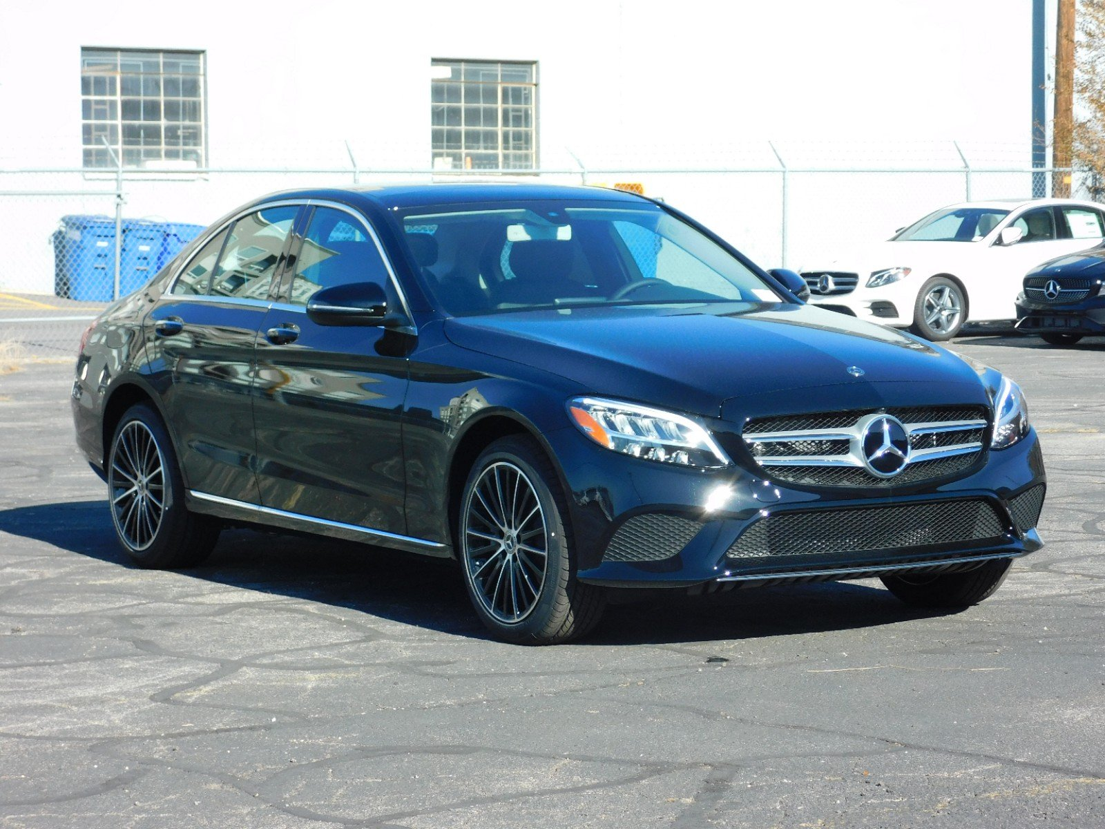 Pre Owned 2019 Mercedes Benz C Class C 300 SEDAN in Salt Lake City