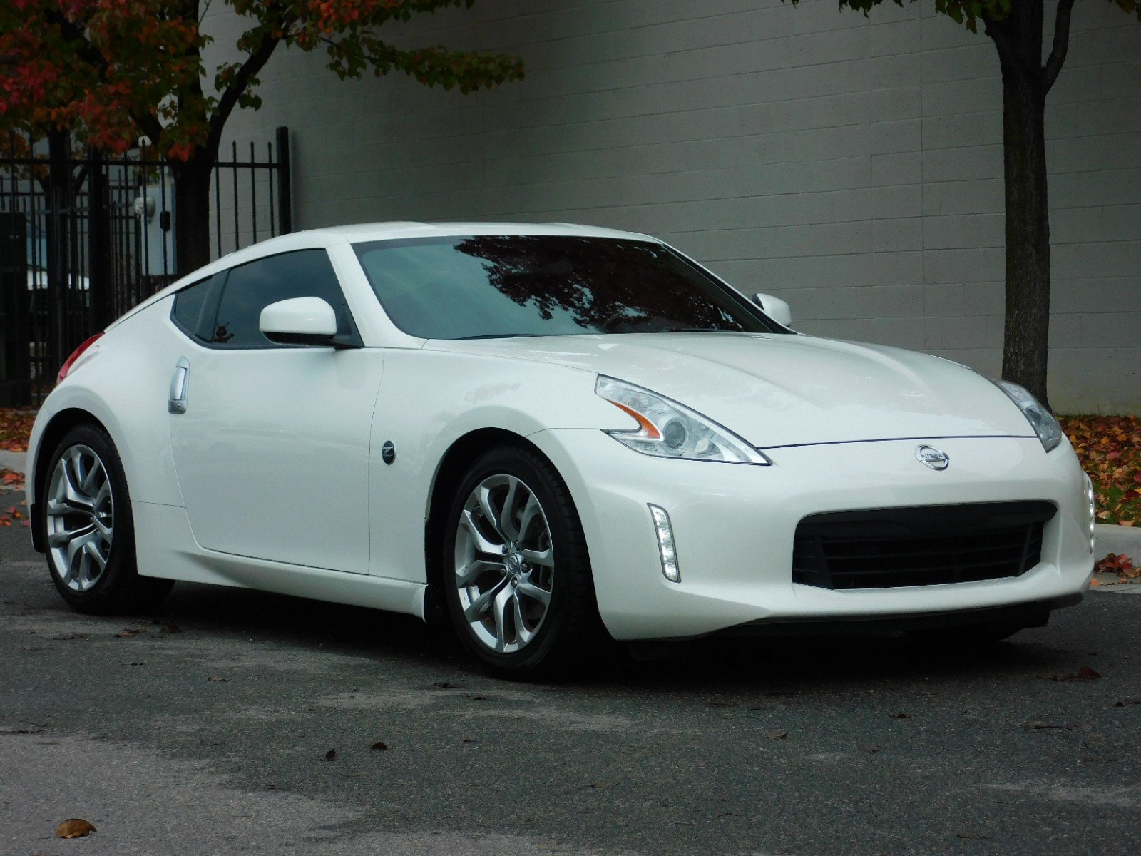 Pre Owned 2014 Nissan 370z 2dr Cpe Manual Touri Car In Salt Lake Trans Am Hid Kit Wiring Diagram