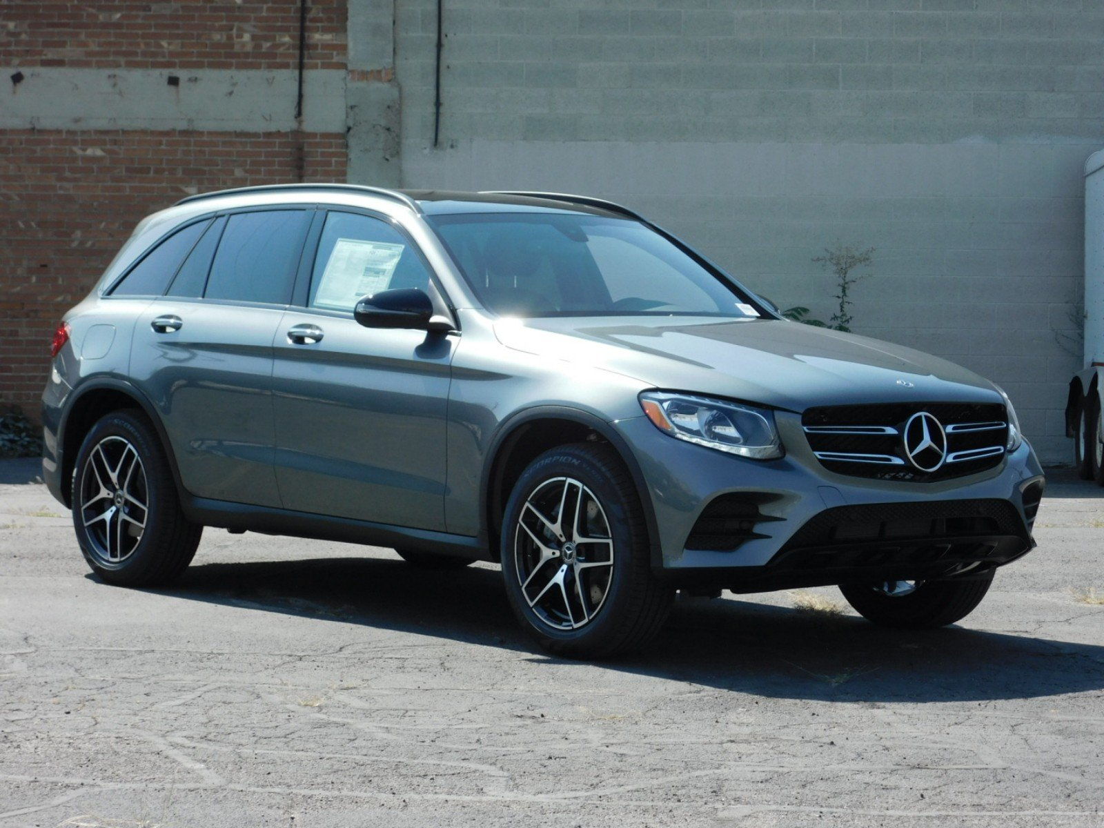 New 2019 Mercedes Benz GLC GLC 300 SUV in Salt Lake City 1M9016