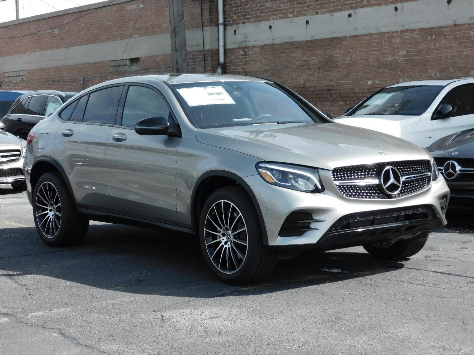 New 2019 Mercedes Benz GLC GLC 300