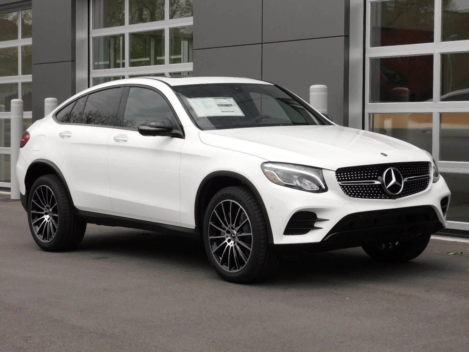 Glc 300 Coupe >> New 2019 Mercedes Benz Glc 300 Awd 4matic