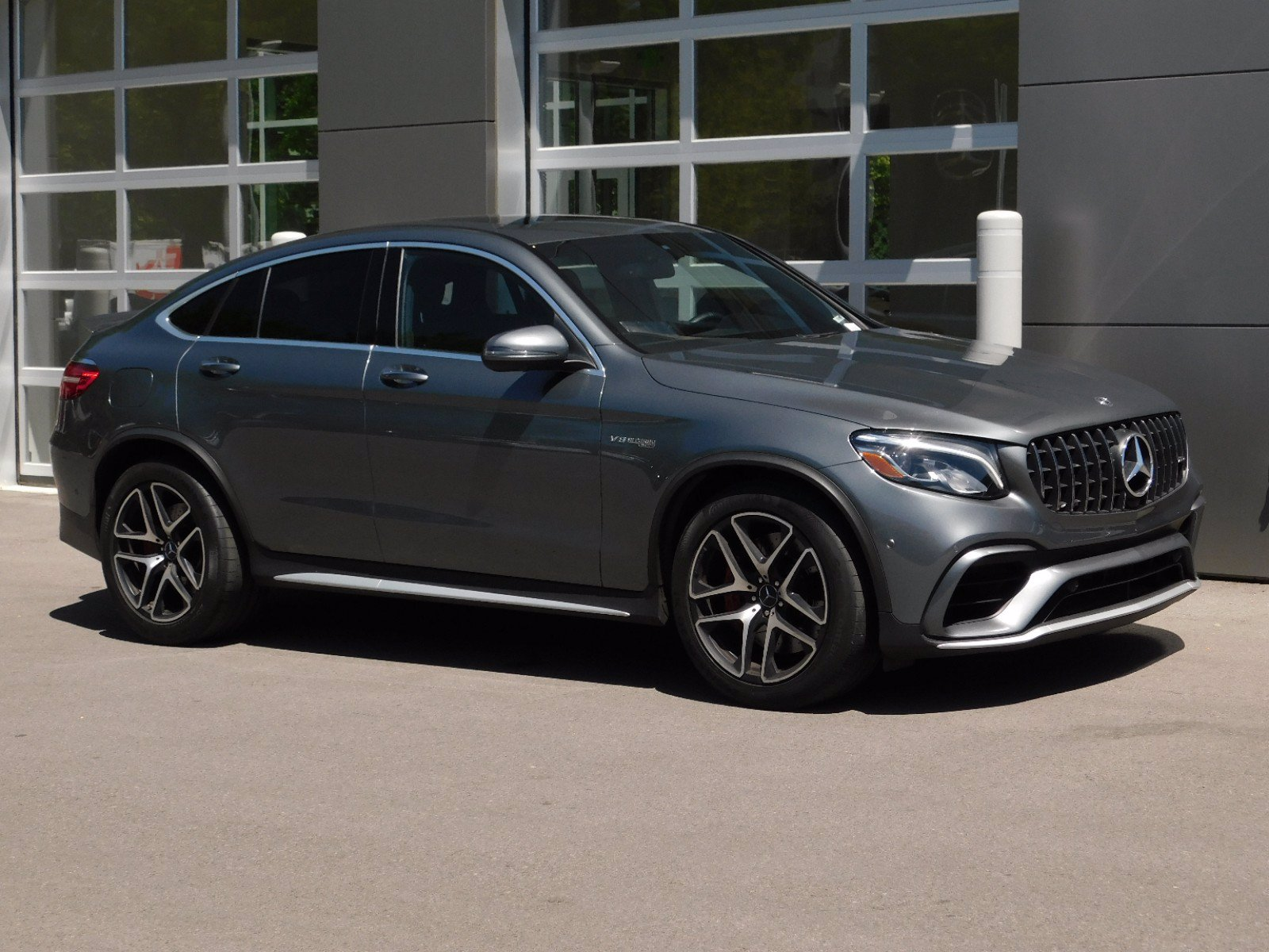 Pre-Owned 2018 Mercedes-Benz GLC AMG® GLC 63 S