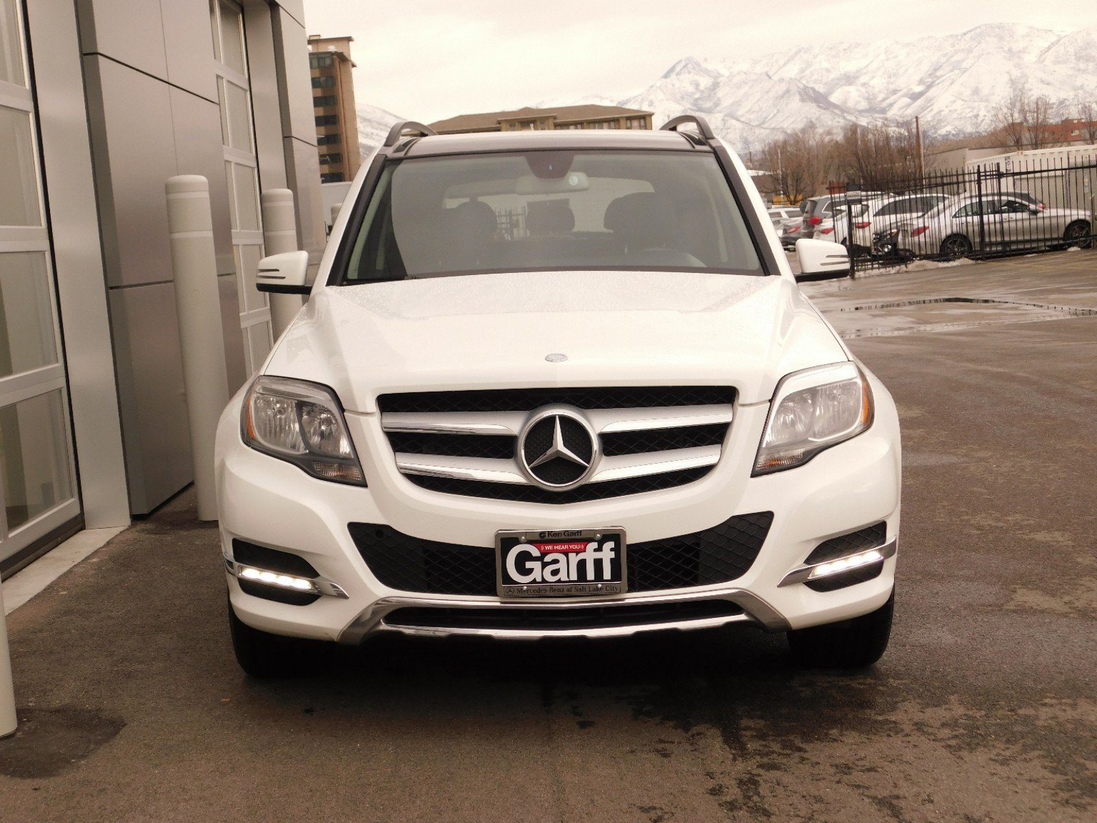 Pre-Owned 2013 Mercedes-Benz GLK GLK 350 SUV in Salt Lake ...