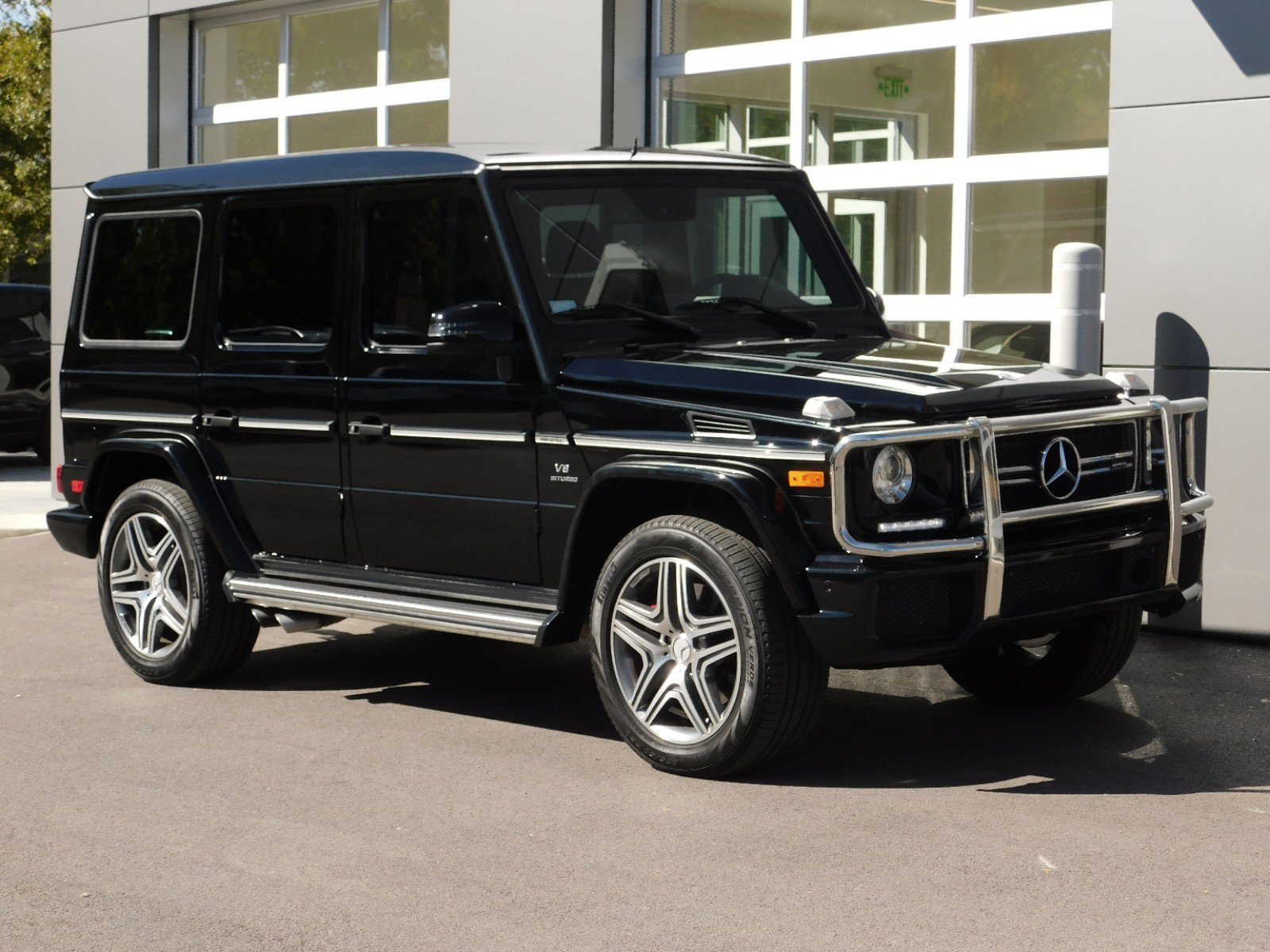 Pre-Owned 2016 Mercedes-Benz G-Class AMG® G 63