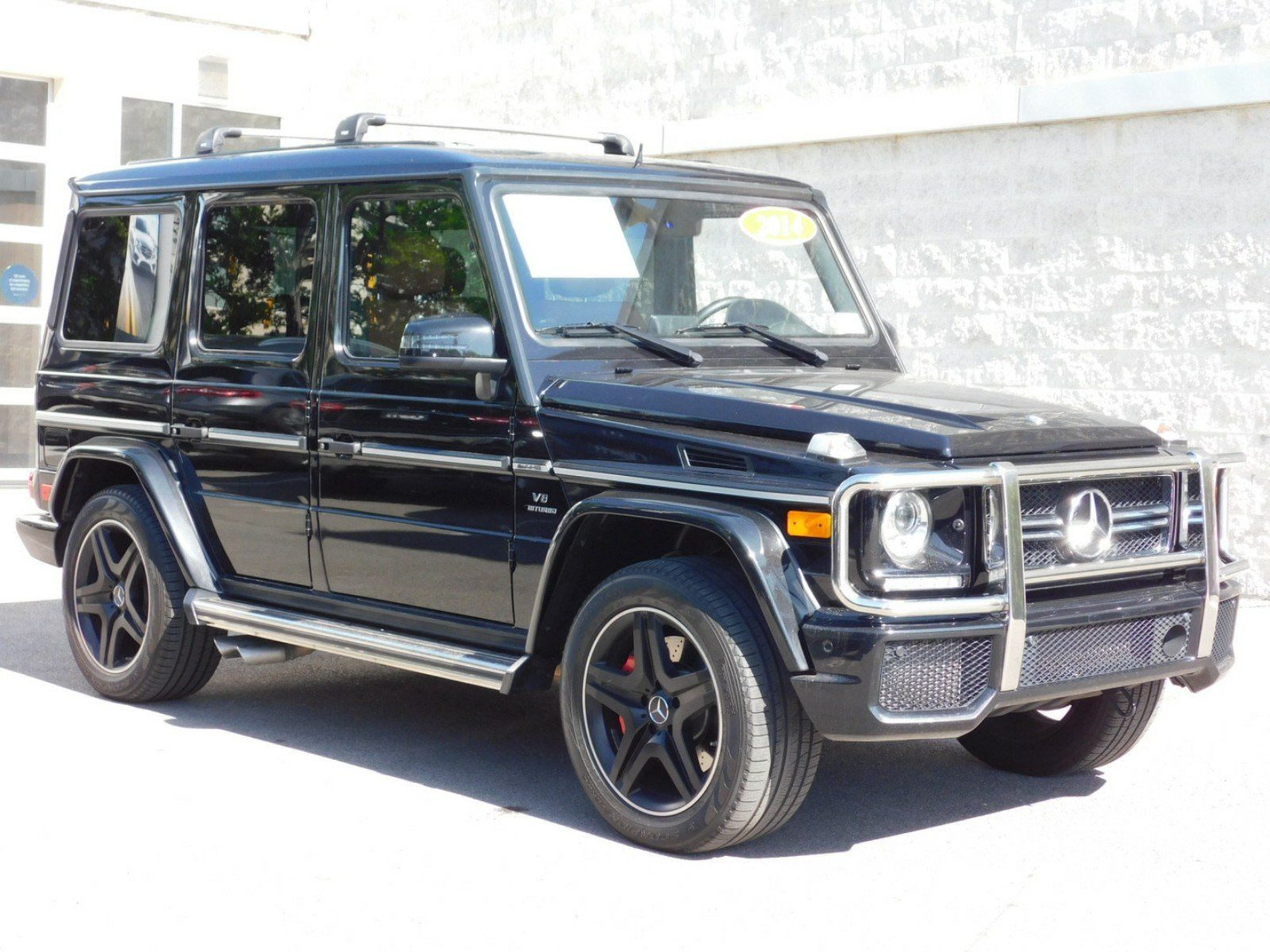 Pre Owned 2014 Mercedes Benz G Class G 63 AMG SUV in Salt Lake City