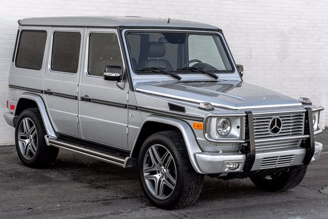 Pre owned 2008 mercedes benz g class g 500 suv in salt for 2008 mercedes benz g class
