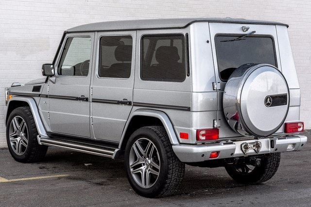 Pre owned 2008 mercedes benz g class g 500 suv in salt for Pre owned mercedes benz g class