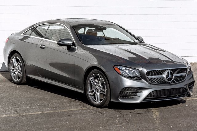 New 2018 Mercedes-Benz E-Class E 400 COUPE in Salt Lake ...