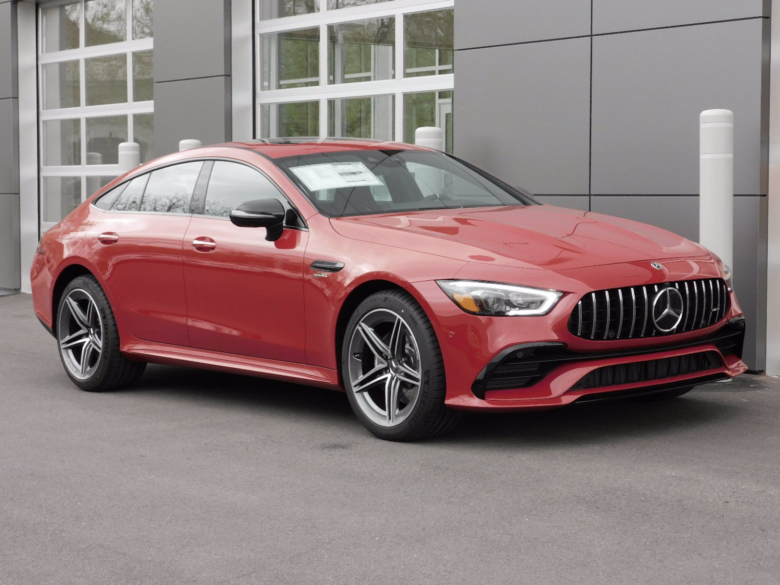 New 2019 Mercedes Benz AMG GT AMG GT 53