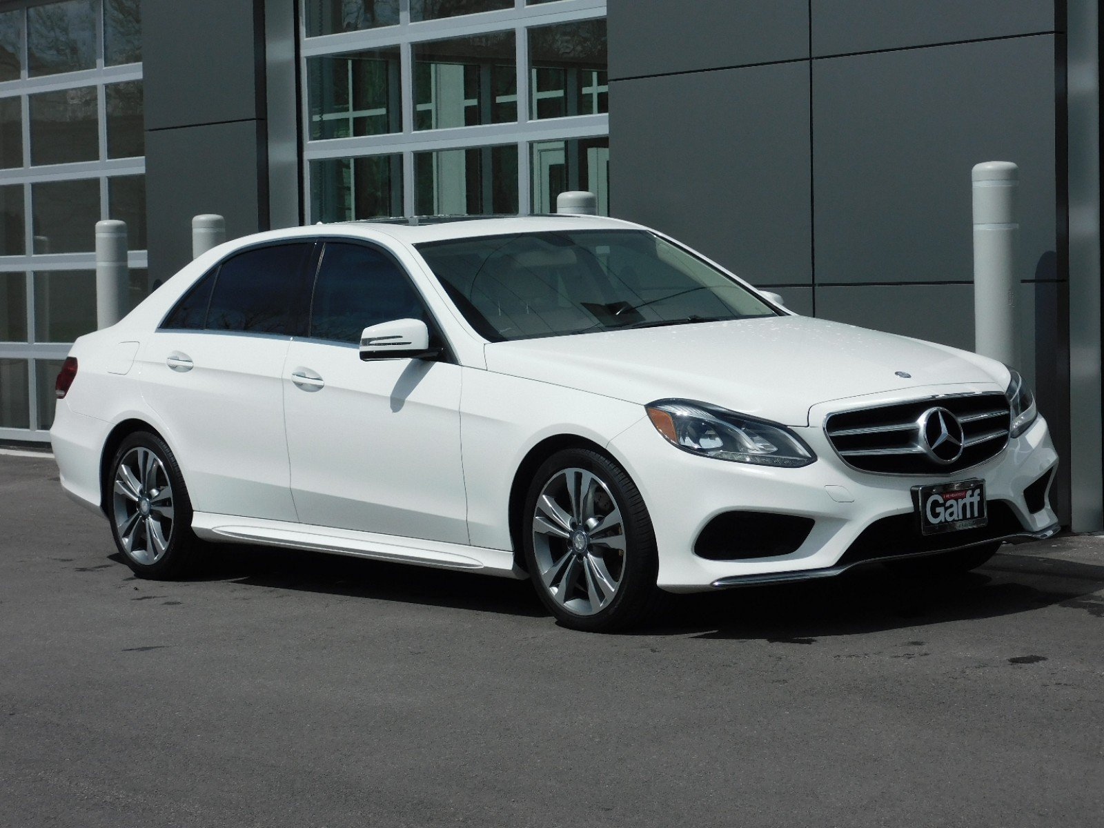 Pre-Owned 2014 Mercedes-Benz E-Class SEDAN