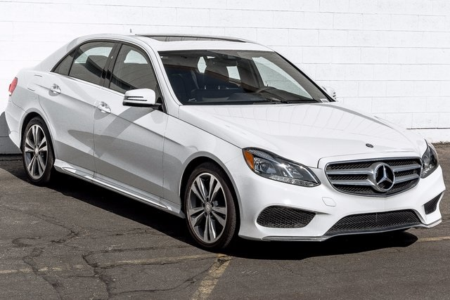 New 2016 Mercedes Benz E Class E 350 Sedan In Salt Lake