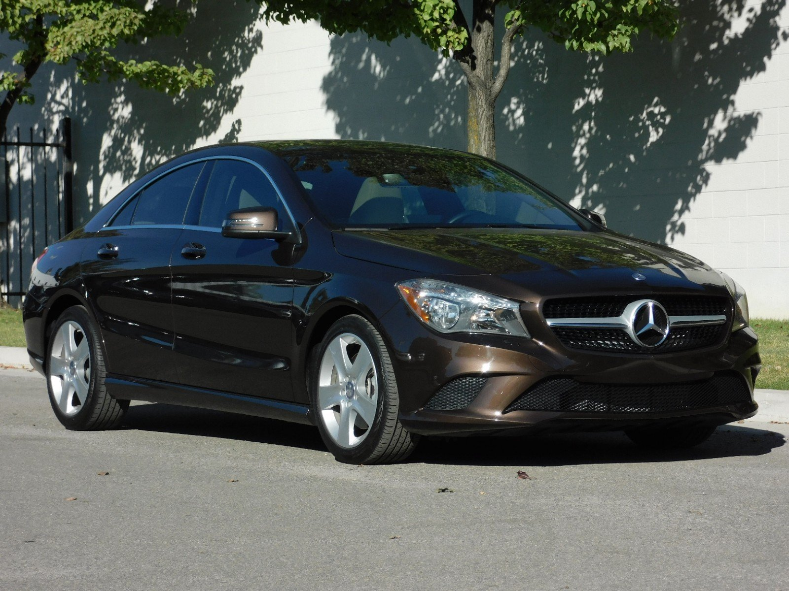 Certified Pre Owned 2016 Mercedes Benz CLA CLA 250 Coupe in Salt