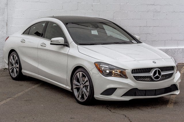 new 2016 mercedes benz cla cla 250 coupe in salt lake city 1m6538 mercedes benz of salt lake city. Black Bedroom Furniture Sets. Home Design Ideas