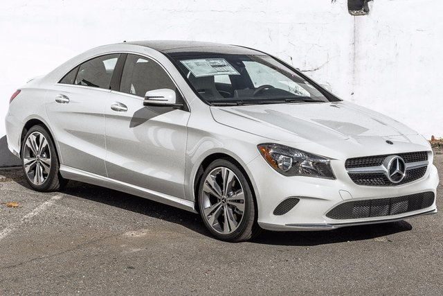 Pre owned 2018 mercedes benz cla cla 250 coupe in salt for Mercedes benz cla 250 msrp