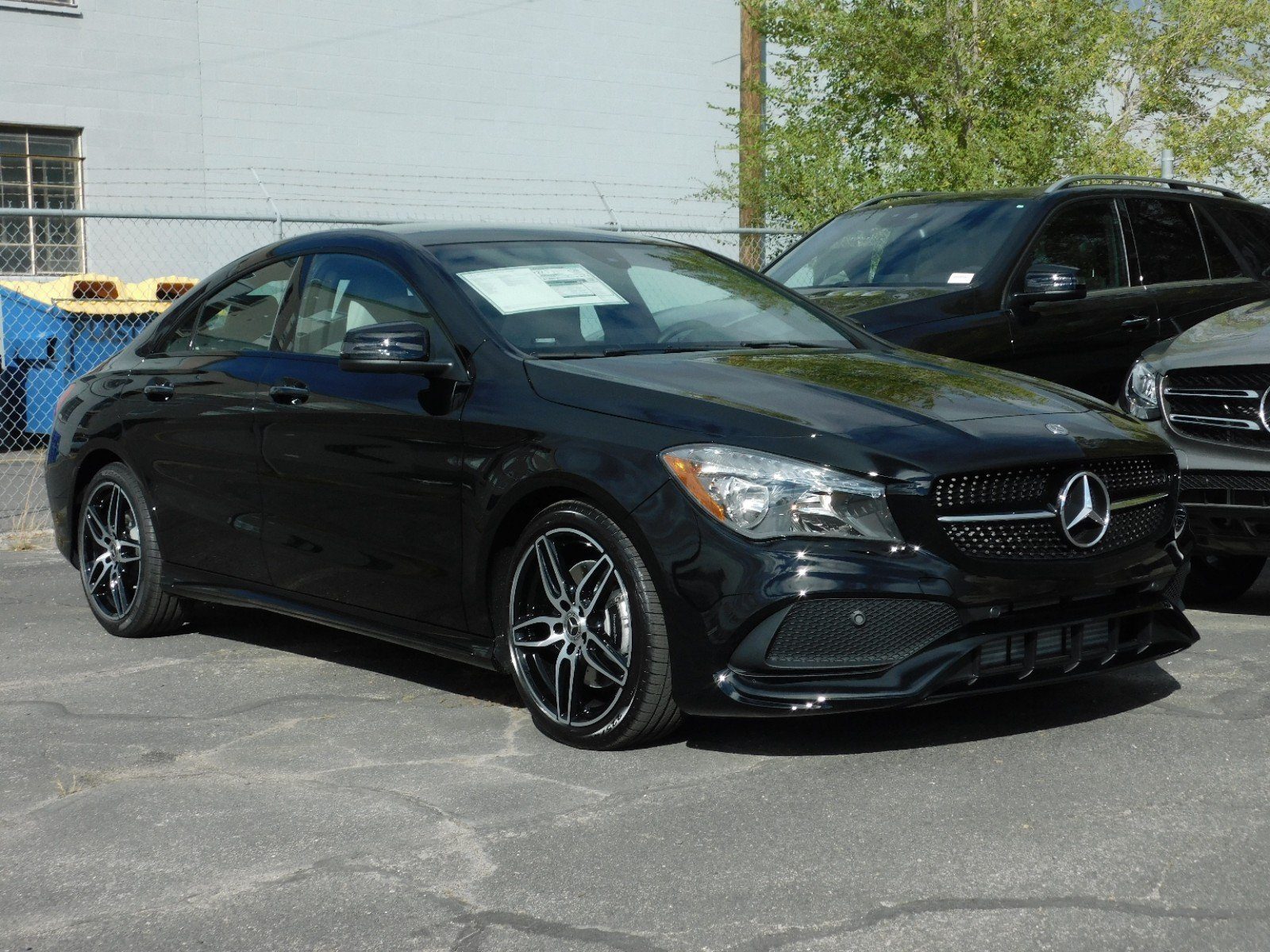 New 2019 Mercedes Benz CLA CLA 250 Coupe in Salt Lake City 1M9076