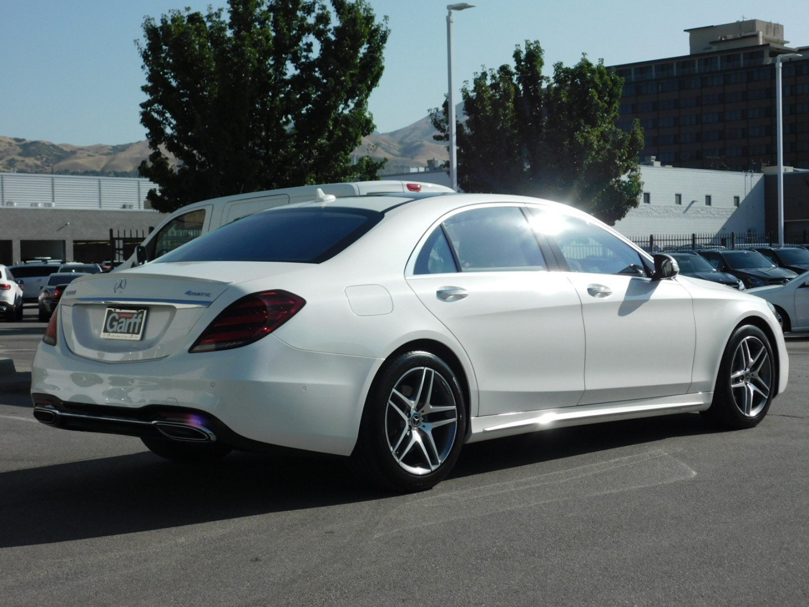 Certified Pre Owned 2018 Mercedes Benz S Class S 560 SEDAN in Salt