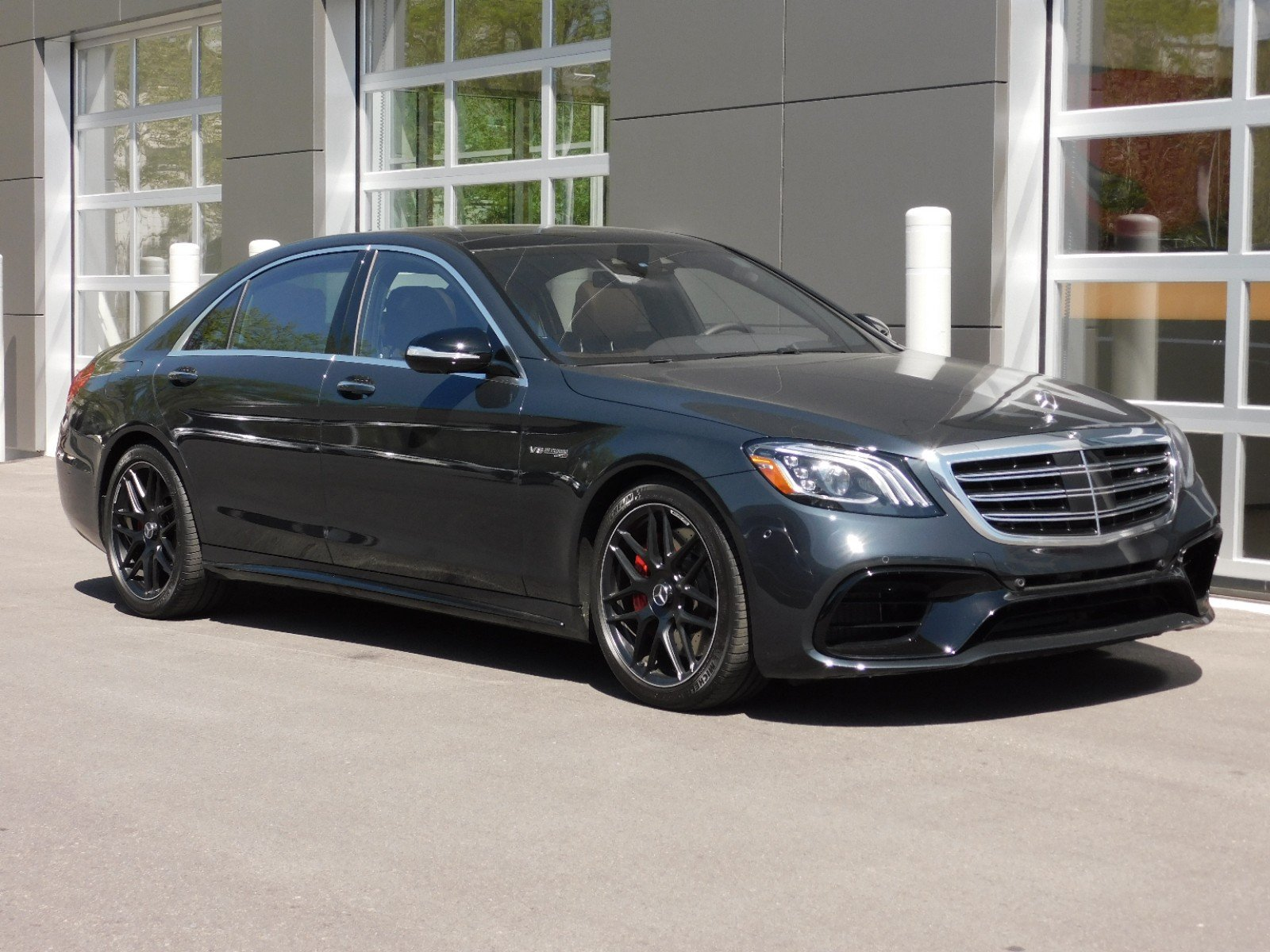Pre-Owned 2019 Mercedes-Benz S-Class AMG® S 63