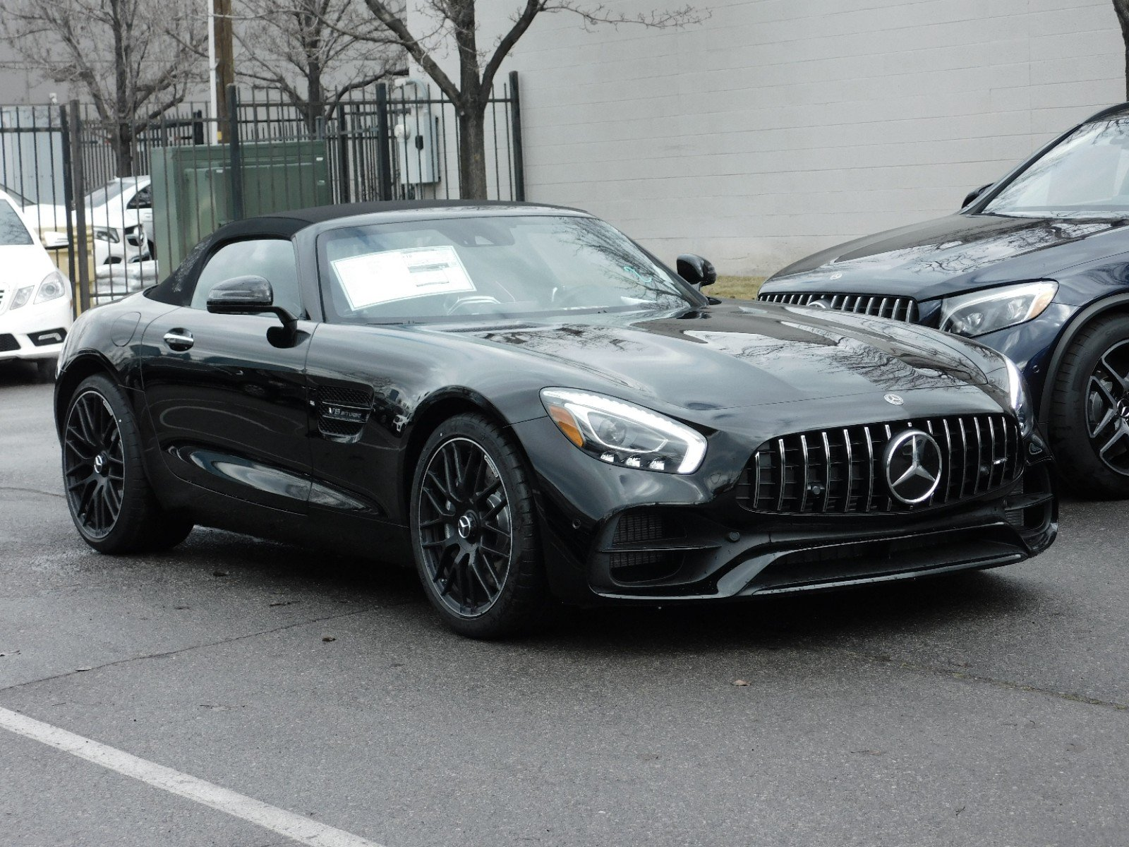 New 2019 Mercedes Benz AMG GT AMG GT