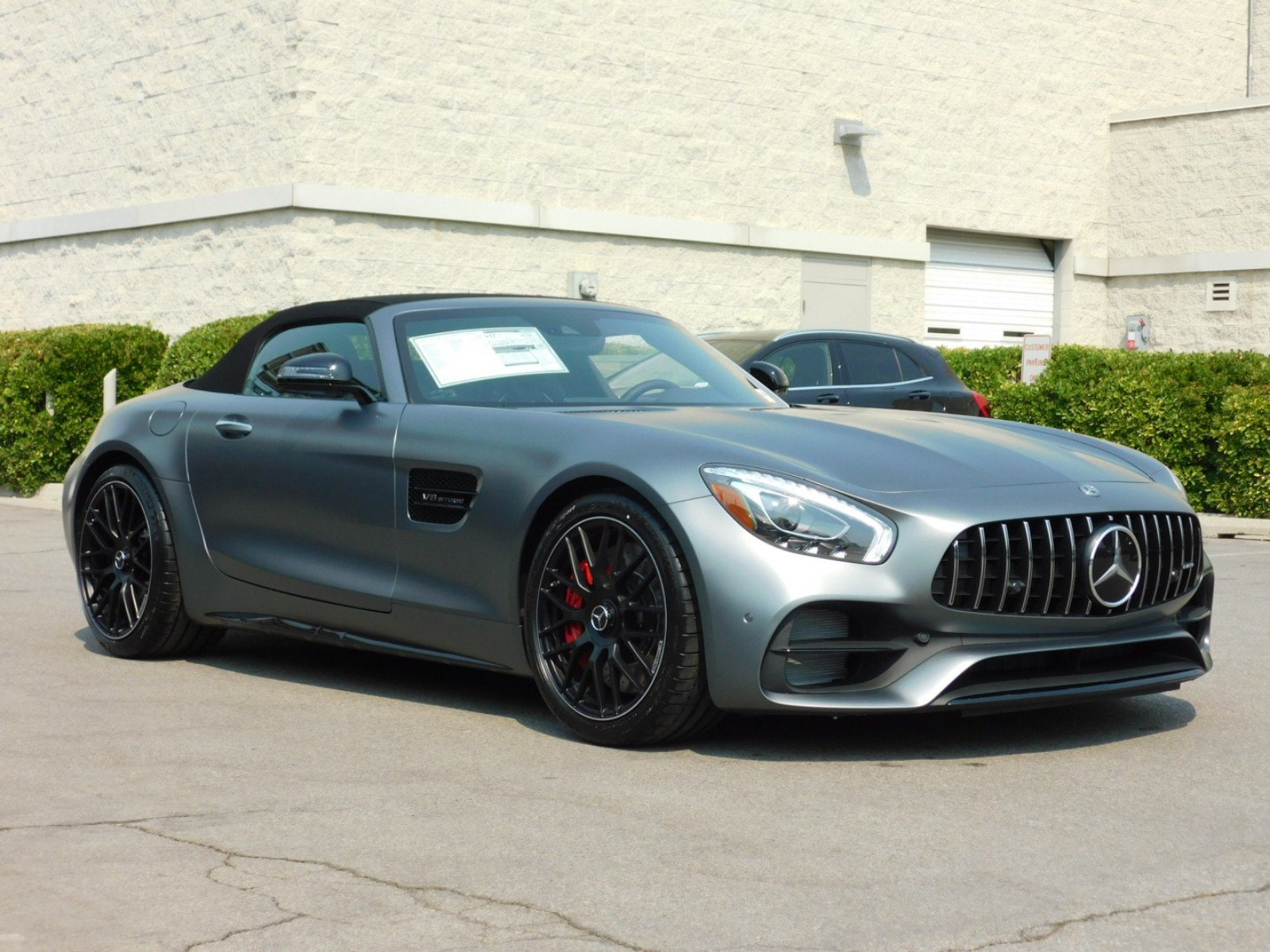 New 2018 Mercedes Benz Amg Gt C
