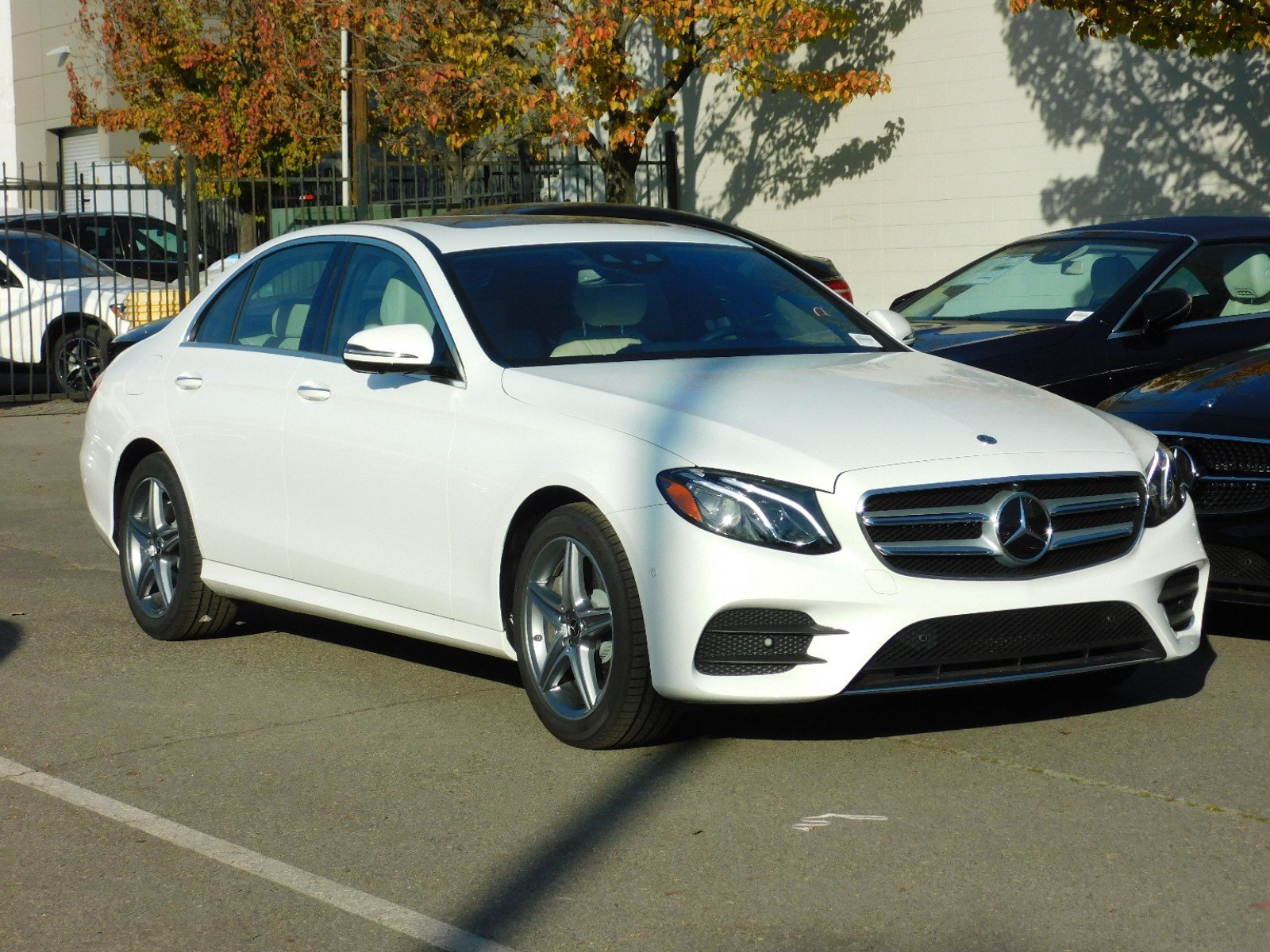 New 2019 Mercedes Benz E Class E 300 SEDAN in Salt Lake City 1M9117