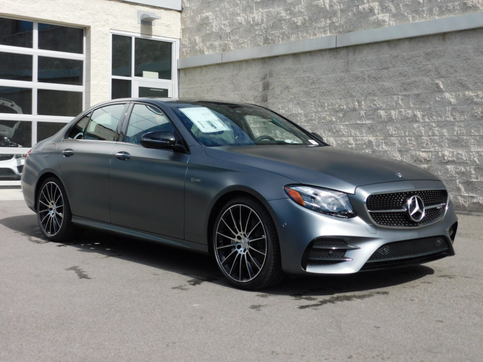 New 2018 Mercedes Benz E Class AMG E 43 SEDAN in Salt Lake City
