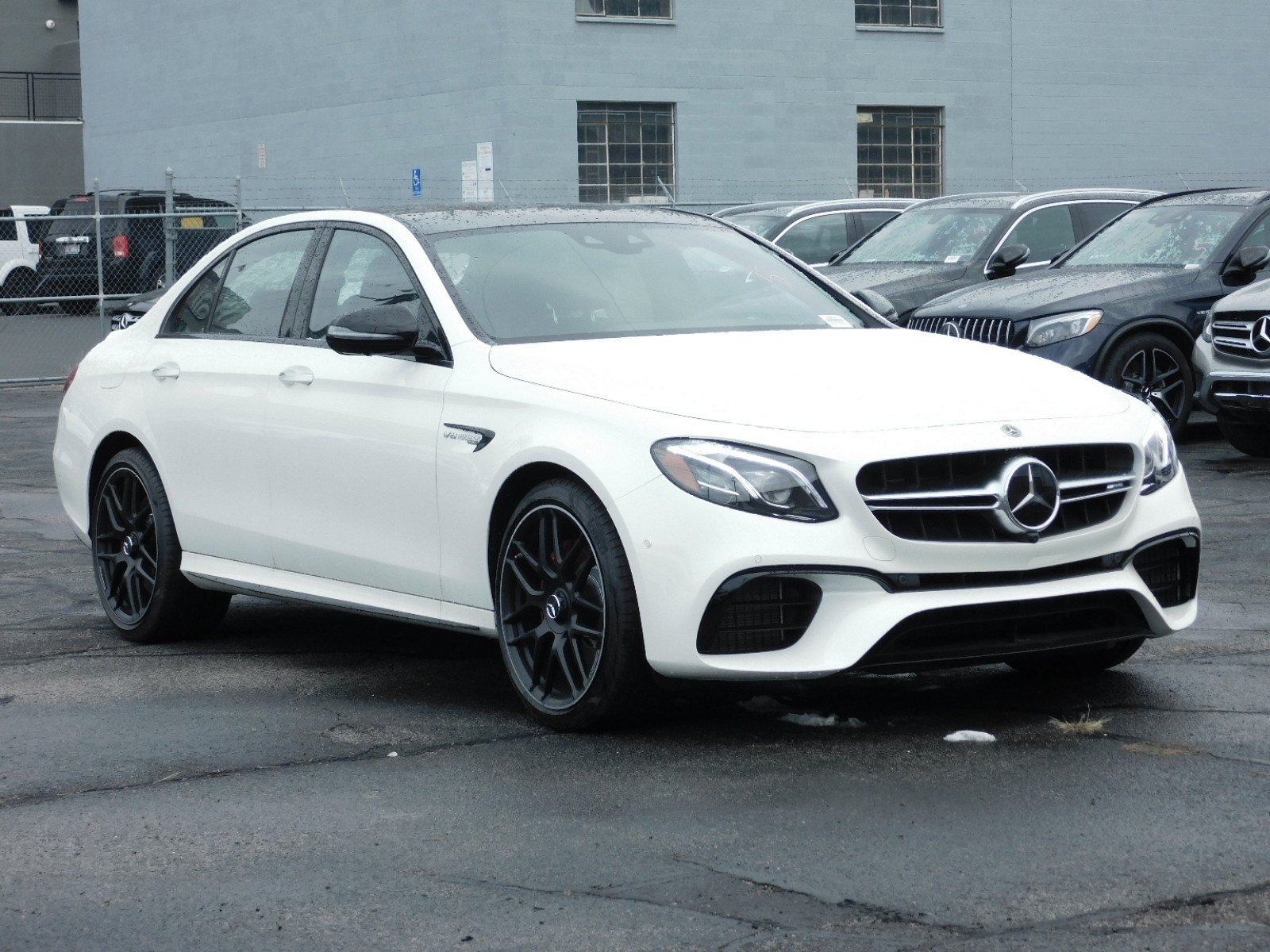 New 2019 Mercedes Benz E Class Amg E 63 S Sedan In Salt Lake City
