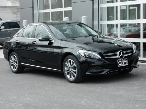 Certified Pre-Owned 2016 Mercedes-Benz C-Class 4DR SDN C 300 LUXURY 4MATIC®