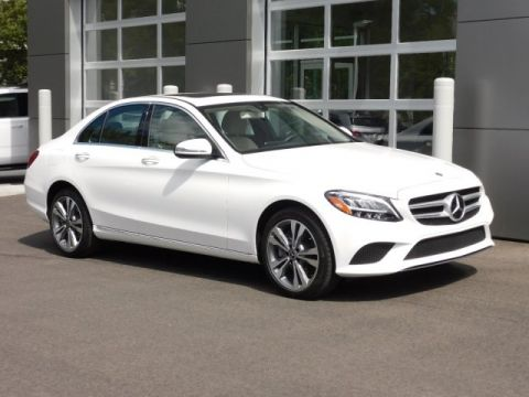 New Mercedes-Benz C-Class | Mercedes-Benz of Salt Lake City