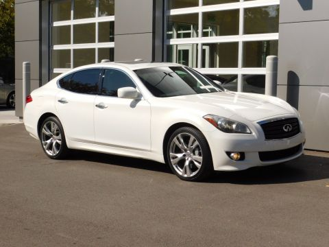 Pre-Owned 2013 INFINITI M56 4DR SDN X AWD