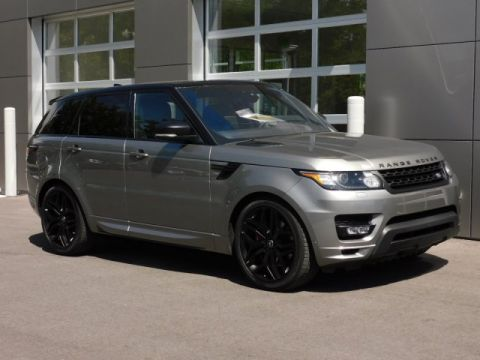 Pre-Owned 2017 Land Rover Range Rover Sport Autobiography