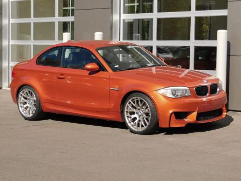 Pre-Owned 2011 BMW 1 Series M 2DR CPE