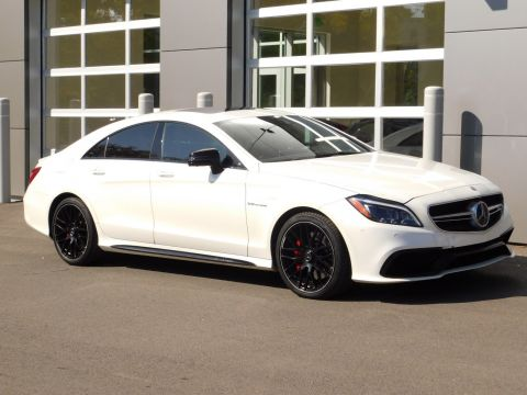 Pre-Owned 2016 Mercedes-Benz CLS AMG® CLS 63 S-Model