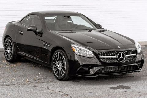 New 2017 Mercedes-Benz SLC AMG® SLC 43