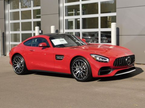 New 2020 Mercedes-Benz AMG® GT
