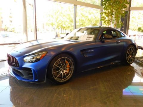 New 2020 Mercedes-Benz AMG® GT AMG® GT R