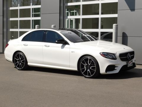 Pre-Owned 2017 Mercedes-Benz E-Class AMG® E 43